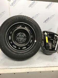 GENUINE UNUSED FULL SIZE  Spare Wheel & Tyre Kit For VW Fox 03-11 185/60/14