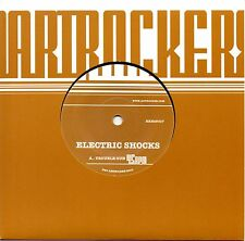 "ELECTRIC SHOCKS - TROUBLE GUN - 7"" VINYL SINGLE"