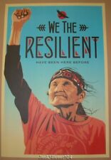 Ernesto Yerena We the Resilient We The People Art Print Poster 2017