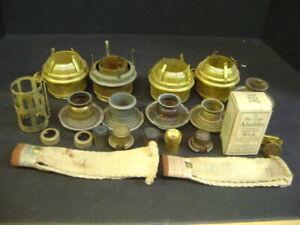ALADDIN OIL LAMP BURNER PARTS