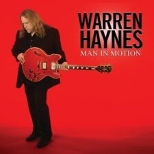 WARREN HAYNES - MAN IN MOTION  VINYL LP NEU