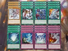 Yugioh Phantasm Spiral Dragon Deck Core 24 Cards Pacifis the Phantasm City NM