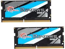 G.SKILL Ripjaws Series 16GB (2 x 8GB) 260-Pin DDR4 SO-DIMM DDR4 2666 (PC4 21300)