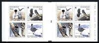 Schweden Markenheftchen MiNr. MH 107 postfrisch MNH Vögel, WWF (Vög3071