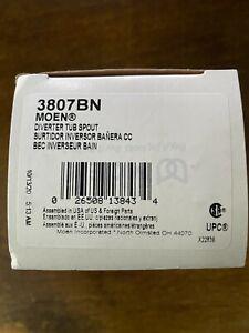 Moen 3807BN Diverter Tub Spout