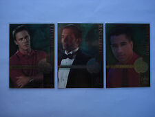 CHARMED THE POWER OF THREE COMPLETE *BOYS OF CHARMED* BOX LOADER CHASE SET 3/3