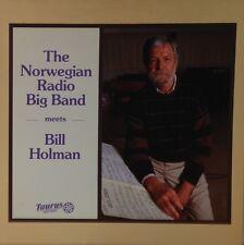 Norwegian Radio Big Band-Meets Bill Holman-Taurus 826-NORWAY