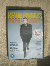 Kevin Bridges 'The Story Continues' DVD - New & Sealed; -  FREEPOST