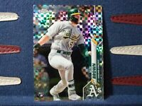 2020 Topps Chrome Xfractor #23 Seth Brown RC Oakland Athletics Rookie