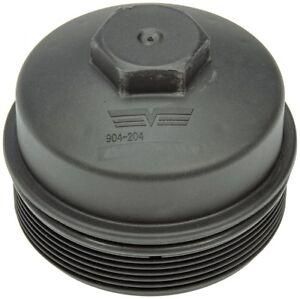 Oil Filter Cover   Dorman (OE Solutions)   904-204