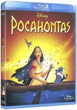 Clasicos Disney varios titulos Slipcover precintados Pocahontas