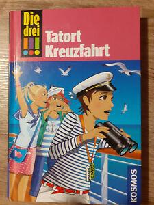Die drei !!! 57: Tatort Kreuzfahrt (drei Ausrufezeichen) von Henriette Wich