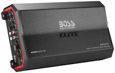 Boss Audio Be4000D 4000 Watt Class-D Monoblock Car Amplifier 1 Channel Mono Amp