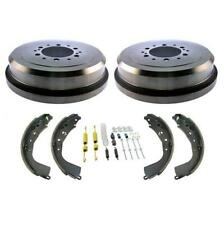 Rear Brake Drums Brake Shoes & Spring Kit for Toyota Tundra 2003-2006