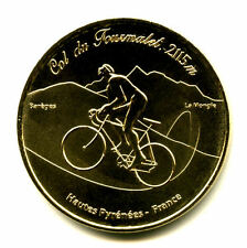 65 BAGNERES-DE-BIGORRE Col du Tourmalet, 2115m, 2014, Monnaie de Paris