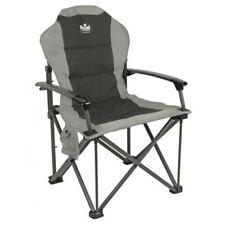 Royal Commander Chair Black/Grey