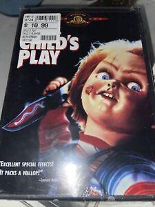 Child's Play (DVD, 1988) MGM Brand New