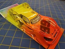 ABCD Painted Nissan GTR DTM Flames  1/24 from Mid America