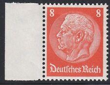 DR 1933 Hindenburg Waffeln Nr. 485 I Abart postfrisch