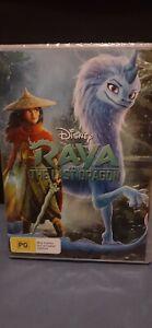 RAYA AND THE  LAST DRAGON - DVD -  BRAND NEW - REGION  4 AUS   $14