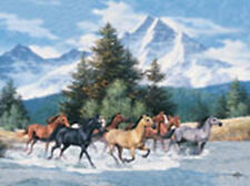 Last of the Wild Ones by Jack Sorenson Cowboy Western Open Edition Paper Print