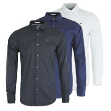 Tommy Hilfiger Long Sleeve 100% Cotton Casual Shirts for Men