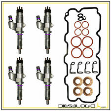 2001-2004 CHEVY/GMC DURAMAX LB7 6.6L DIESEL INJECTOR HALF SUPER SET