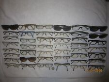 Mixed Lot of 44 DKNY-Ralph/Polo-Liz-Anne/Calvin Klein-Arden Eyeglasses New York