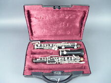 Signed Buffet & Crampon Wood Clarinet w/ Case Musical Instrument