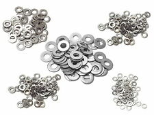 Stainless Steel Washers A2 Mixed Pack Of 300 M4 - M10