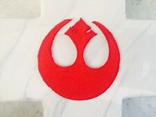 Red Jedi Star Wars Symbol Order Empire Peace Iron On Patches Patch