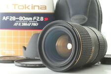 【Almost MINT BOXED TESTED】 Tokina AT-X PRO AF 28-80mm f/2.8 for Nikon by FedEx