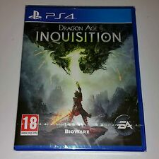 Dragon Age: Inquisition PS4 New Sealed UK PAL Version Game Sony PlayStation 4