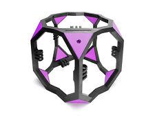 360 degree spherical Panorama Mount F. 7x GoPro Go Pro Hero 3, 3+, 4 Purple