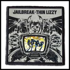 THIN LIZZY - Jailbreak  --- Patch / Def Leppard Blue Öyster Cult Uriah Heep