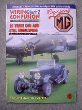 Enjoying MG (Feb 1995) MGB GT V8 EFi, 18/80 Mk II, T-Type, Midget, Thrust SSC