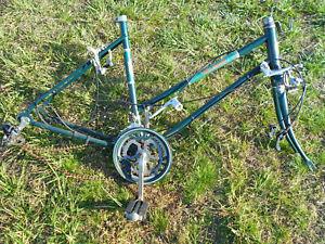 Sears Roebuck Free Spirit Greenbriar 10 Speed Ladies Bike Frame Unisex Used Part