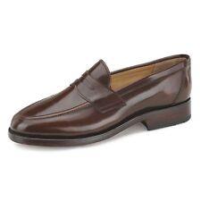 Samuel Windsor Slip Ons Round Formal Shoes for Men
