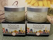 Disney It's a small World By basq Touch Lavender body butter for mom & baby 8 oz