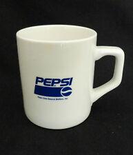 Pepsi Mug Pepsi Cola General Bottlers Logo Advertising Ceramic Coffee Cup Mug