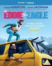 Eddie The Eagle Blu-ray 2016 DVD Region 2