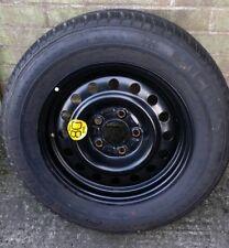 Nissan Almera Tino New steel wheel & Tyre/New rear brake discs & workshop manual