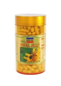 Costar-Royal Jelly 1450mg 365 Capsules