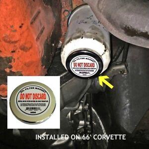 Corvette Oil Filter Magnet Fits: All Corvettes