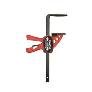 Piher Tischzwinge Mini Quick T-Track 52101 Schraubzwinge 15 cm Führungsschiene