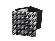 Winberg (R) Storage boxes for cloth toys,books shoes multipurpose Random design