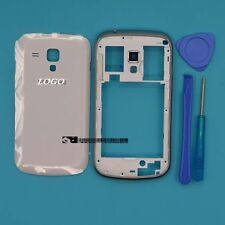 For Samsung Galaxy S Duos GT-S7562 Hot White Battery Housing Cover Door