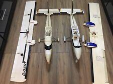 2 x Kavan Partenavia 150cm Span RC Planes 480 Motors Servos