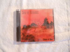 """Sea of Dreams """"Dawn of Time"""" Rare AOR Indie cd New"""