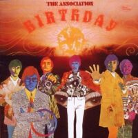 NEW CD Album The Association - Birthday (Mini LP Style Card Case)